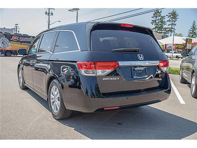 2014 Honda Odyssey EX-L (Stk: KG911785A) in Vancouver - Image 5 of 30