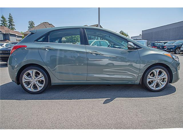 2013 Hyundai Elantra GT SE (Stk: HT020785A) in Vancouver - Image 8 of 26
