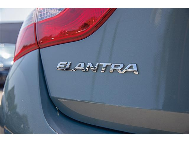 2013 Hyundai Elantra GT SE (Stk: HT020785A) in Vancouver - Image 9 of 26