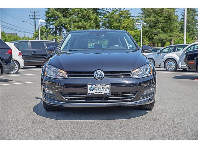 2015 Volkswagen Golf 1.8 TSI Comfortline (Stk: VW0867) in Vancouver - Image 2 of 26