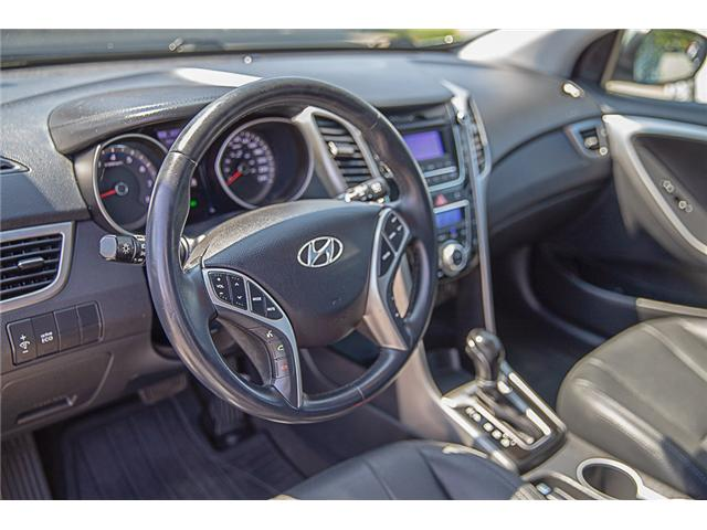 2013 Hyundai Elantra GT SE (Stk: HT020785A) in Vancouver - Image 13 of 26