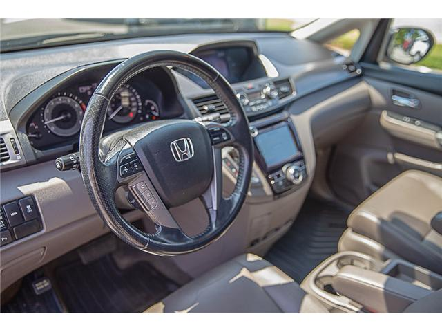 2014 Honda Odyssey EX-L (Stk: KG911785A) in Vancouver - Image 13 of 30