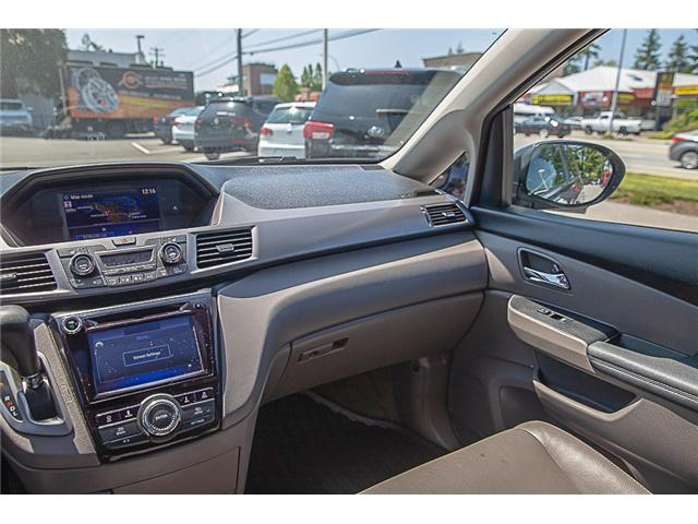 2014 Honda Odyssey EX-L (Stk: KG911785A) in Vancouver - Image 16 of 30