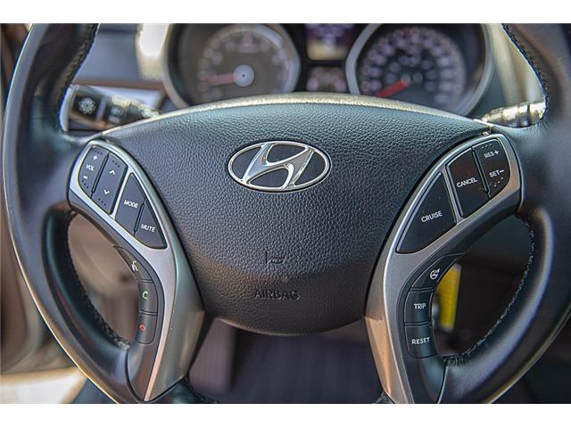 2013 Hyundai Elantra GT SE (Stk: HT020785A) in Vancouver - Image 20 of 26