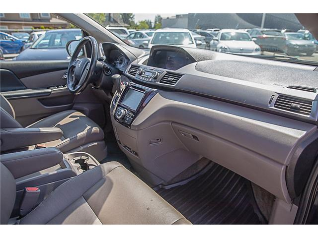 2014 Honda Odyssey EX-L (Stk: KG911785A) in Vancouver - Image 19 of 30
