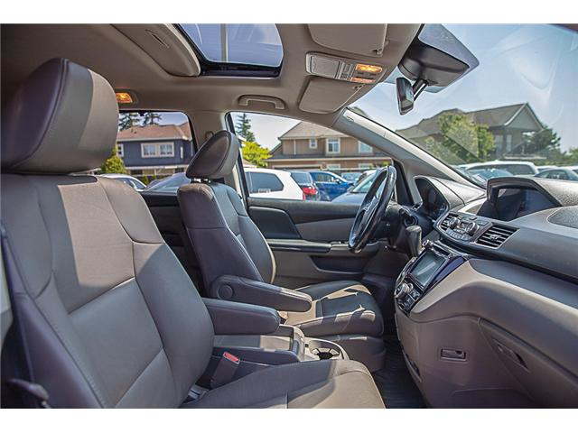 2014 Honda Odyssey EX-L (Stk: KG911785A) in Vancouver - Image 20 of 30