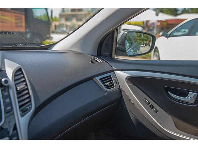 2013 Hyundai Elantra GT SE (Stk: HT020785A) in Vancouver - Image 25 of 26