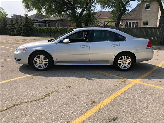 2011 Chevrolet Impala LT (Stk: 9913.0) in Winnipeg - Image 5 of 23