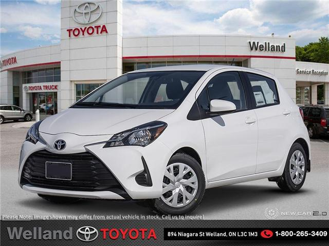 2019 Toyota Yaris LE (Stk: YAH6620) in Welland - Image 1 of 24
