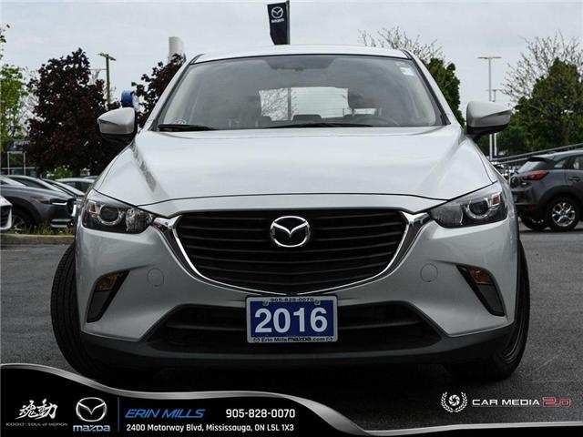 2016 Mazda CX-3 GS (Stk: 19-0423A) in Mississauga - Image 2 of 27