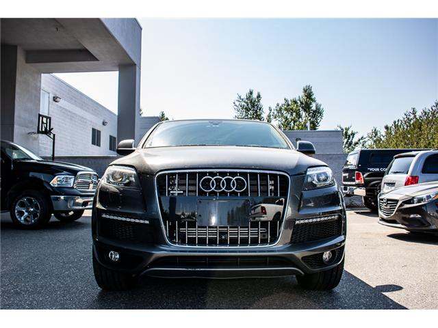 2015 Audi Q7 3.0T Sport (Stk: AB0857) in Abbotsford - Image 2 of 24