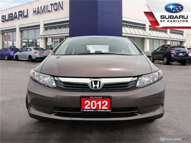 2012 Honda Civic LX (Stk: S7670A) in Hamilton - Image 2 of 27