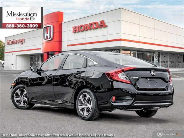 2019 Honda Civic LX (Stk: 326390) in Mississauga - Image 4 of 22