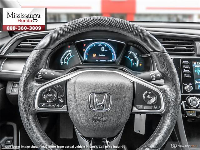2019 Honda Civic LX (Stk: 326390) in Mississauga - Image 13 of 22