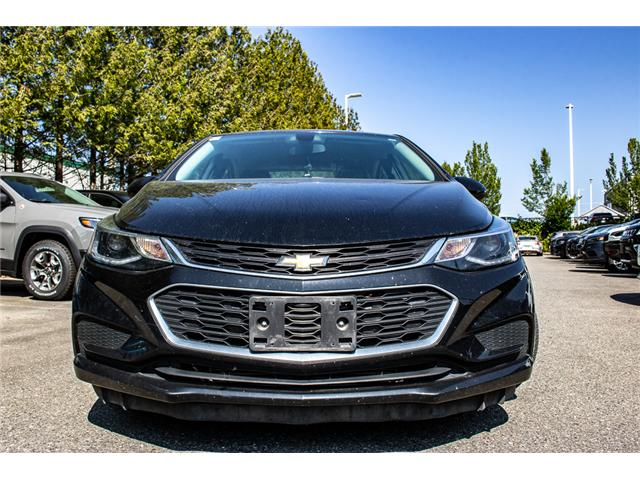 2017 Chevrolet Cruze LT Auto (Stk: AB0827A) in Abbotsford - Image 2 of 22