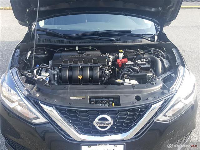 2018 Nissan Sentra 1.8 SV (Stk: G0172) in Abbotsford - Image 10 of 25