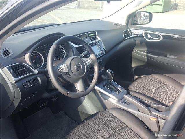 2018 Nissan Sentra 1.8 SV (Stk: G0172) in Abbotsford - Image 13 of 25