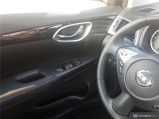 2018 Nissan Sentra 1.8 SV (Stk: G0172) in Abbotsford - Image 17 of 25