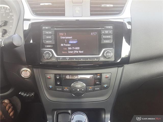 2018 Nissan Sentra 1.8 SV (Stk: G0172) in Abbotsford - Image 19 of 25