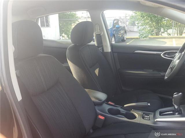 2018 Nissan Sentra 1.8 SV (Stk: G0172) in Abbotsford - Image 22 of 25