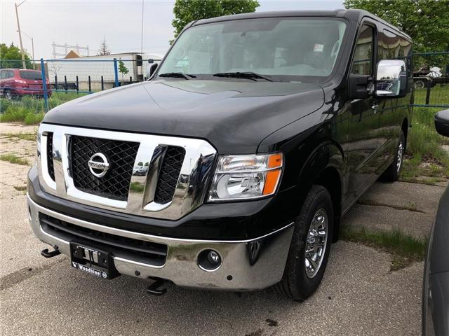 2019 Nissan NV Passenger NV3500 HD SL V8 (Stk: NB19-001) in Etobicoke - Image 1 of 5