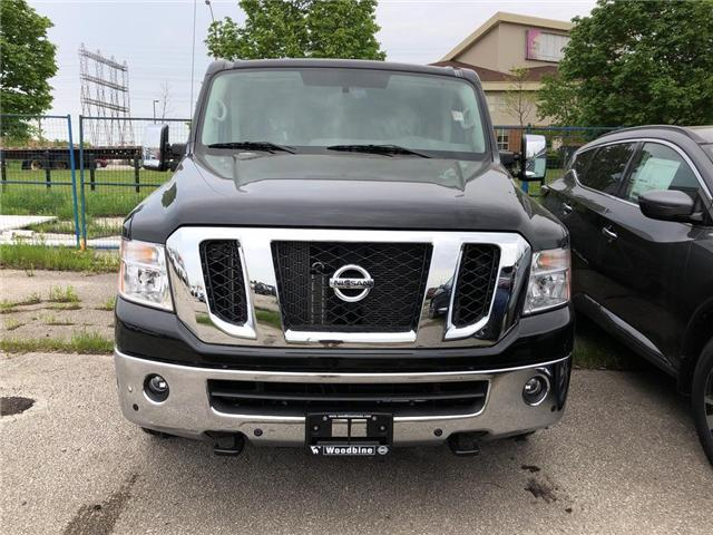 2019 Nissan NV Passenger NV3500 HD SL V8 (Stk: NB19-001) in Etobicoke - Image 2 of 5