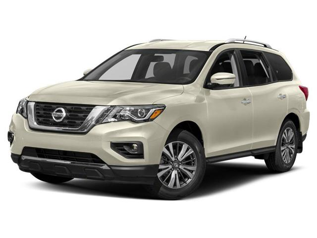 2017 Nissan Pathfinder SL (Stk: 19497A) in Barrie - Image 1 of 9