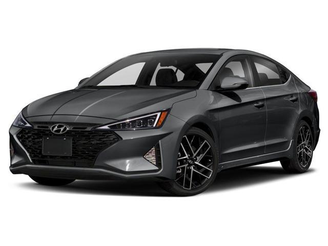 2019 Hyundai Elantra Sport (Stk: N21137) in Toronto - Image 1 of 9