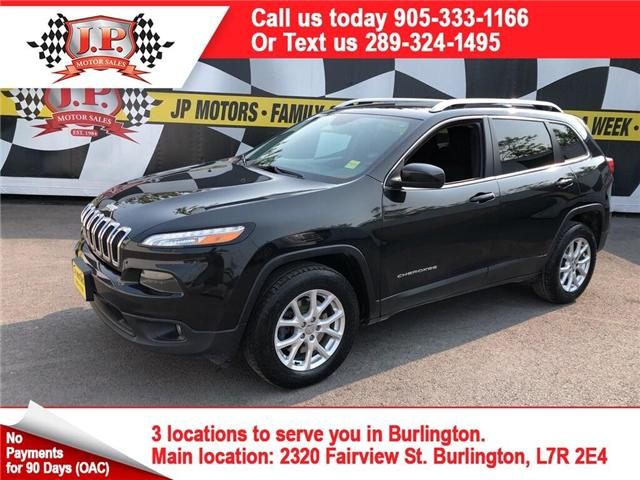2016 Jeep Cherokee North (Stk: 46792) in Burlington - Image 1 of 25