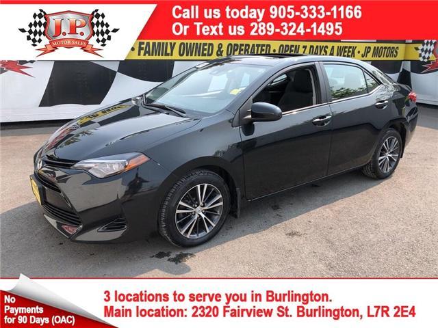 2017 Toyota Corolla LE (Stk: 46937r) in Burlington - Image 1 of 21