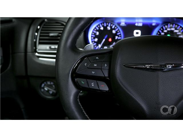 2018 Chrysler 300 S (Stk: CT19-221) in Kingston - Image 18 of 33