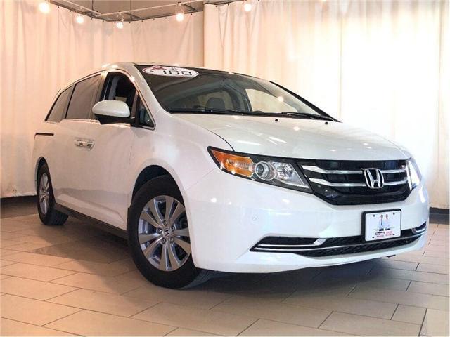 2015 Honda Odyssey w/Navigation (Stk: 38713) in Toronto - Image 1 of 30