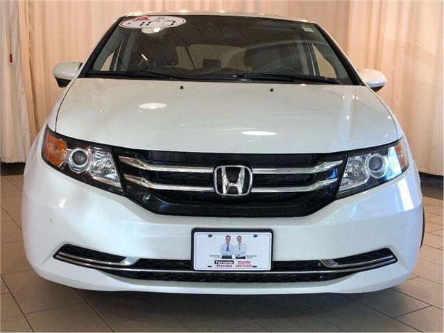 2015 Honda Odyssey w/Navigation (Stk: 38713) in Toronto - Image 2 of 30