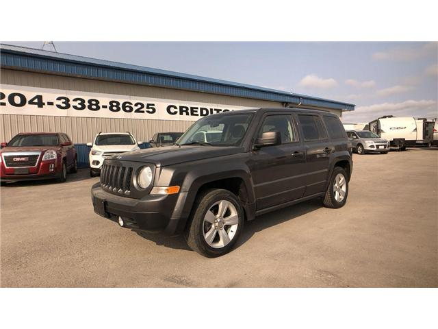 2014 Jeep Patriot Sport/North (Stk: I7626A) in Winnipeg - Image 1 of 21