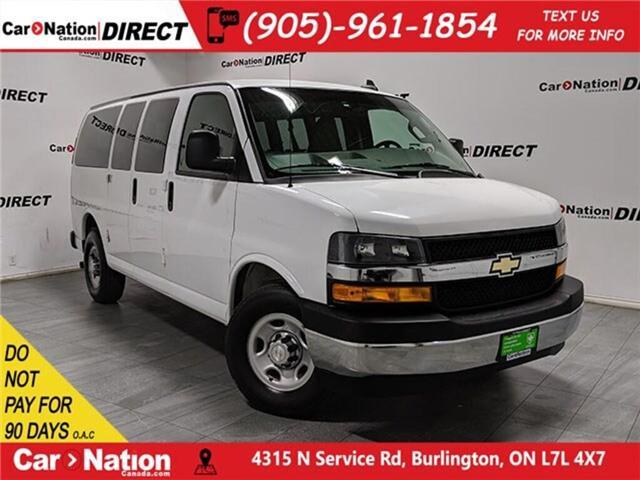 2018 Chevrolet Express 2500 LT (Stk: DOM-211470) in Burlington - Image 1 of 31