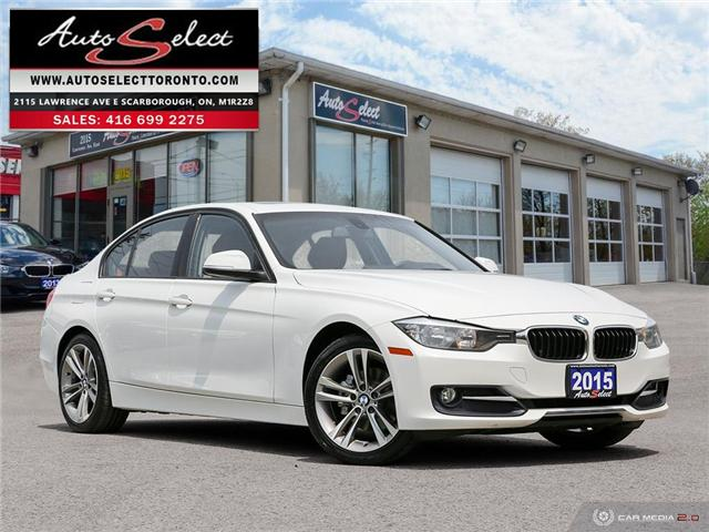 2015 BMW 320i xDrive (Stk: 1RFD942) in Scarborough - Image 1 of 29