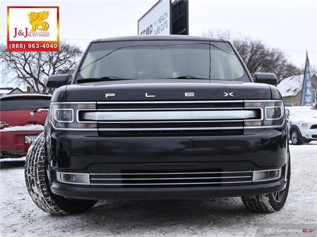 2013 Ford Flex Limited (Stk: JB18113) in Brandon - Image 2 of 27