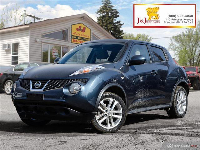 2012 Nissan Juke SV (Stk: J19018) in Brandon - Image 1 of 27