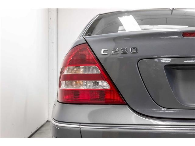 2006 Mercedes-Benz C-Class  (Stk: A12010AA) in Newmarket - Image 20 of 21
