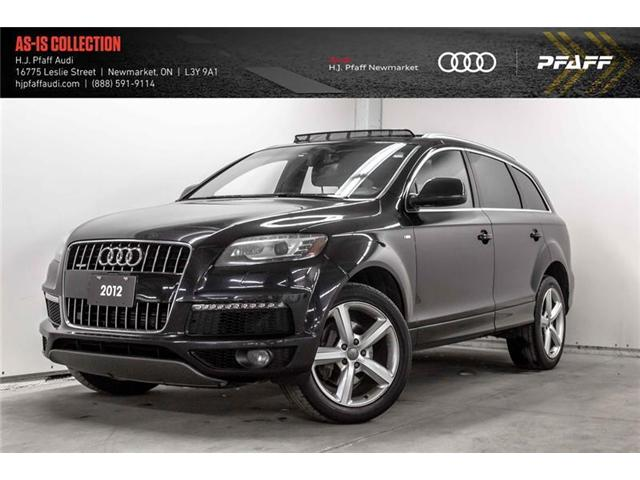2012 Audi Q7 3.0 Premium Plus (Stk: A12294A) in Newmarket - Image 1 of 22