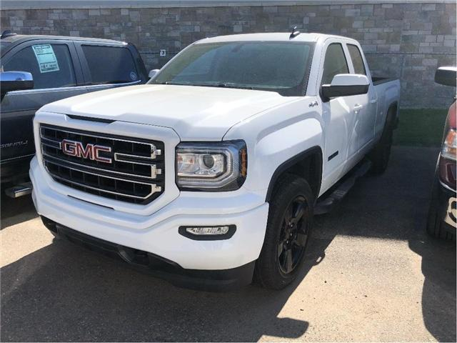 2018 GMC Sierra 1500 Base (Stk: 3740O) in Thunder Bay - Image 1 of 1