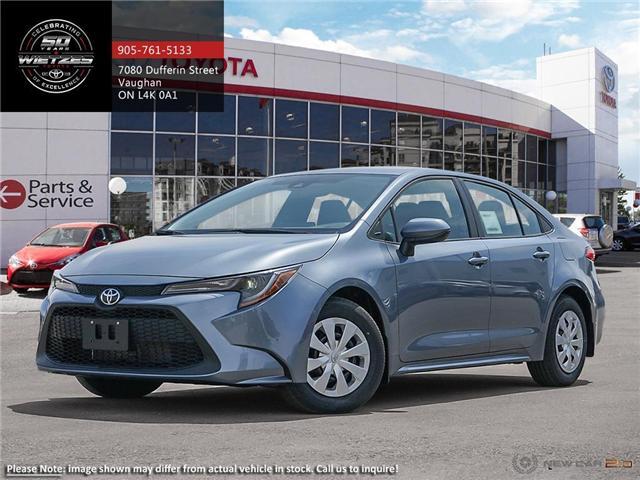 2020 Toyota Corolla L CVT (Stk: 68481) in Vaughan - Image 1 of 24