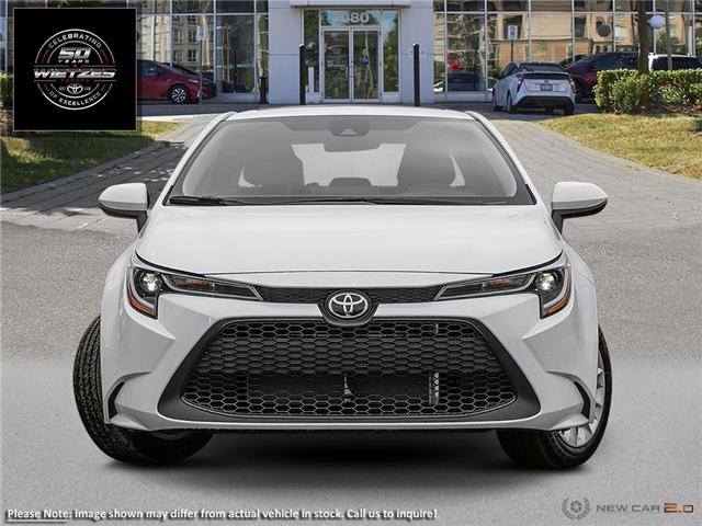 2020 Toyota Corolla LE Upgrade Package (Stk: 68491) in Vaughan - Image 2 of 24