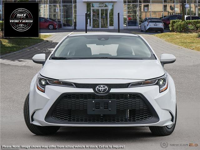 2020 Toyota Corolla L CVT (Stk: 68619) in Vaughan - Image 2 of 24