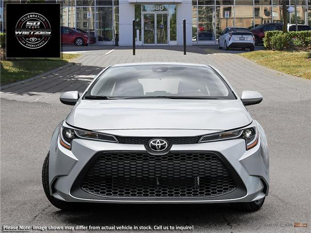 2020 Toyota Corolla LE (Stk: 68581) in Vaughan - Image 2 of 23