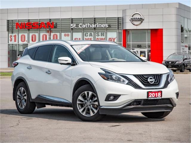 2018 Nissan Murano  (Stk: P2339) in St. Catharines - Image 1 of 22