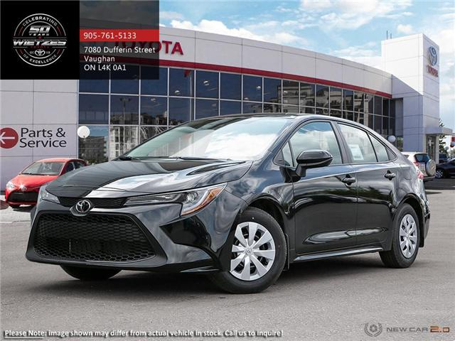 2020 Toyota Corolla L CVT (Stk: 68687) in Vaughan - Image 1 of 24