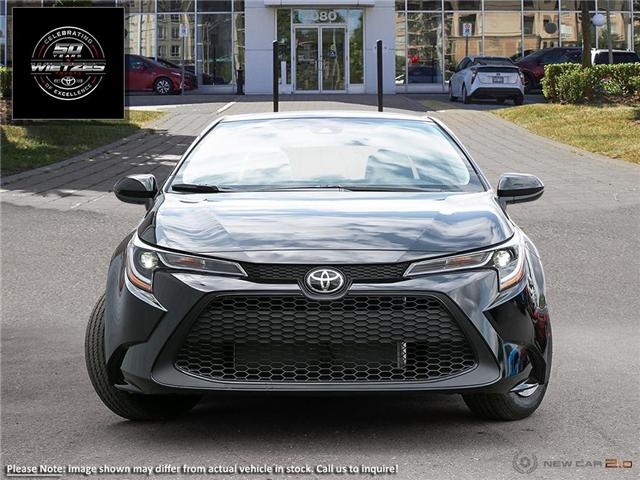 2020 Toyota Corolla L CVT (Stk: 68687) in Vaughan - Image 2 of 24