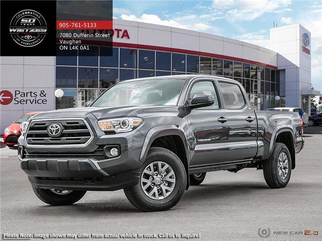 2019 Toyota Tacoma 4x4 Double Cab V6 Auto SR5 (Stk: 68820) in Vaughan - Image 1 of 24