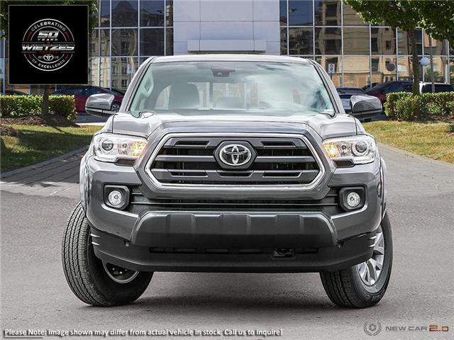 2019 Toyota Tacoma 4x4 Double Cab V6 Auto SR5 (Stk: 68820) in Vaughan - Image 2 of 24